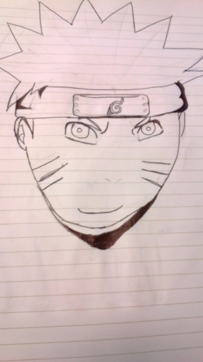 670x1193 Failed Naruto drawing by Natz002 on DeviantArt