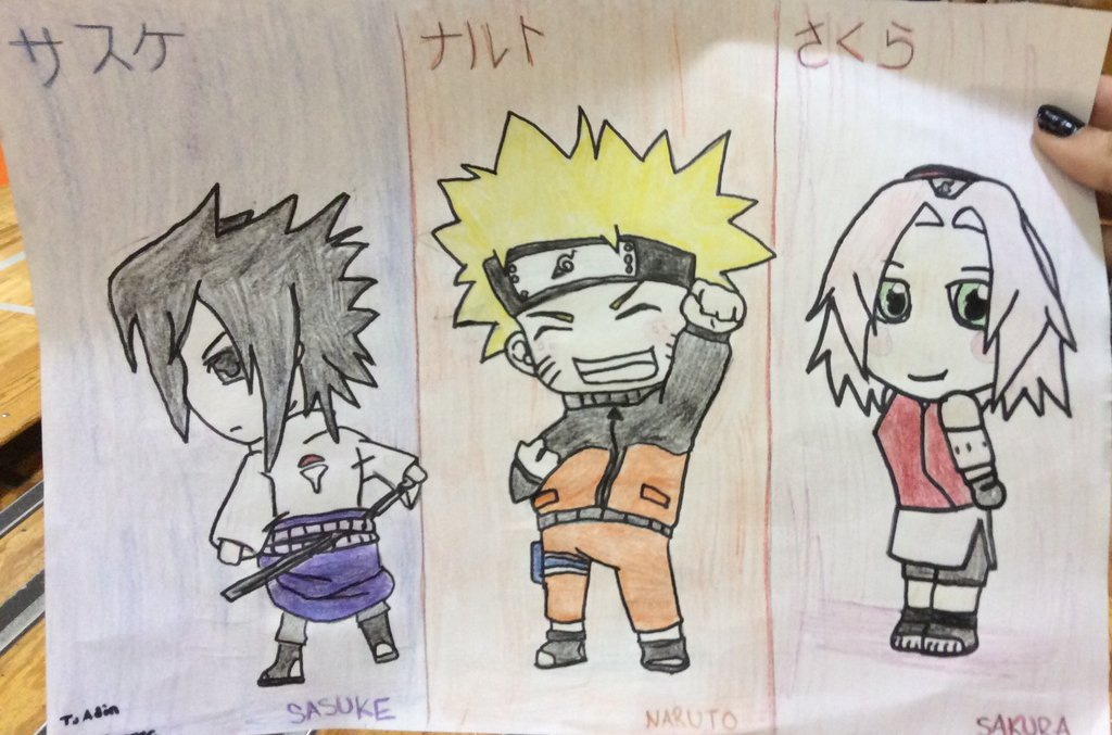1024x677 Naruto Shippuden drawing by dr12002610 on DeviantArt