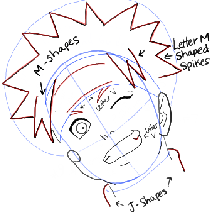 676x684 How To Draw Naruto Uzumaki Step By Step Drawing Tutorial Naruto