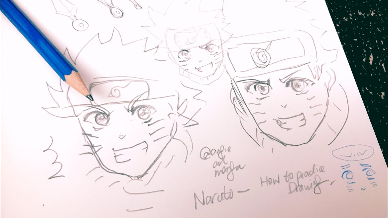 Line Drawing Face : Naruto face drawing at getdrawings free for personal use