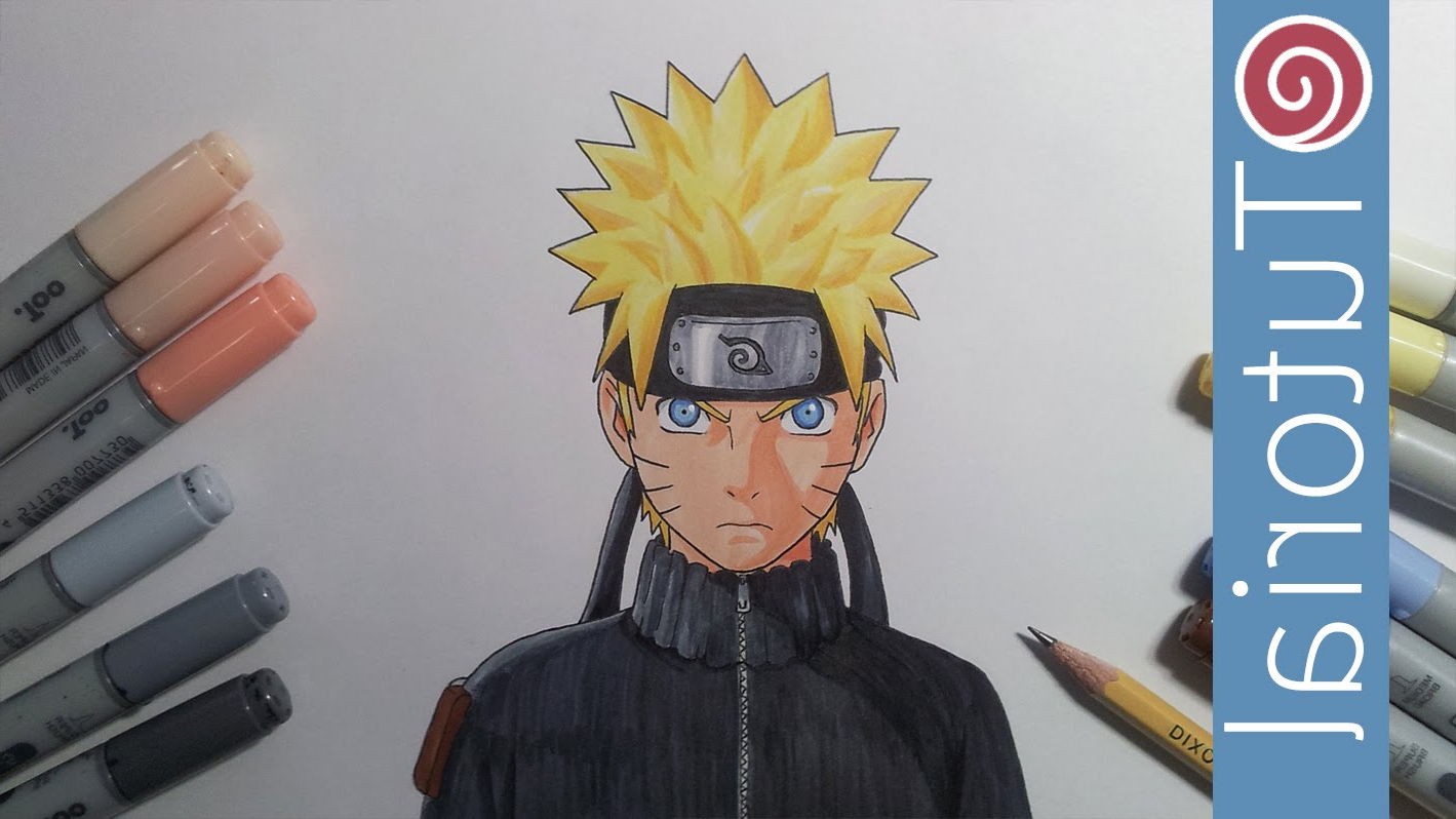 1419x798 3d Naruto Drawings Step By Step How To Draw Naruto From Naruto