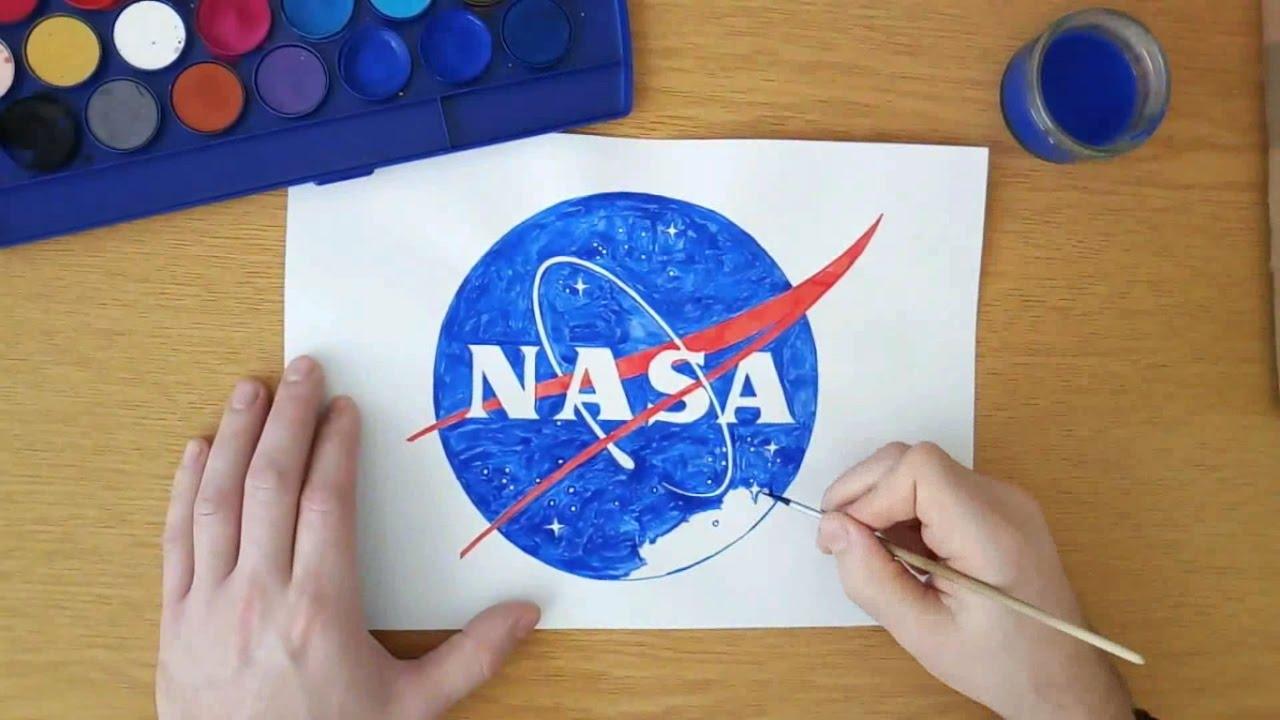 Nasa Drawing At Getdrawings Com Free For Personal Use Nasa Drawing