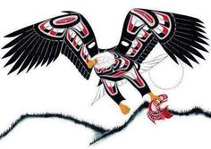 236x167 Pacific Northwest Indian Art Of The Crow Pacific Northwest
