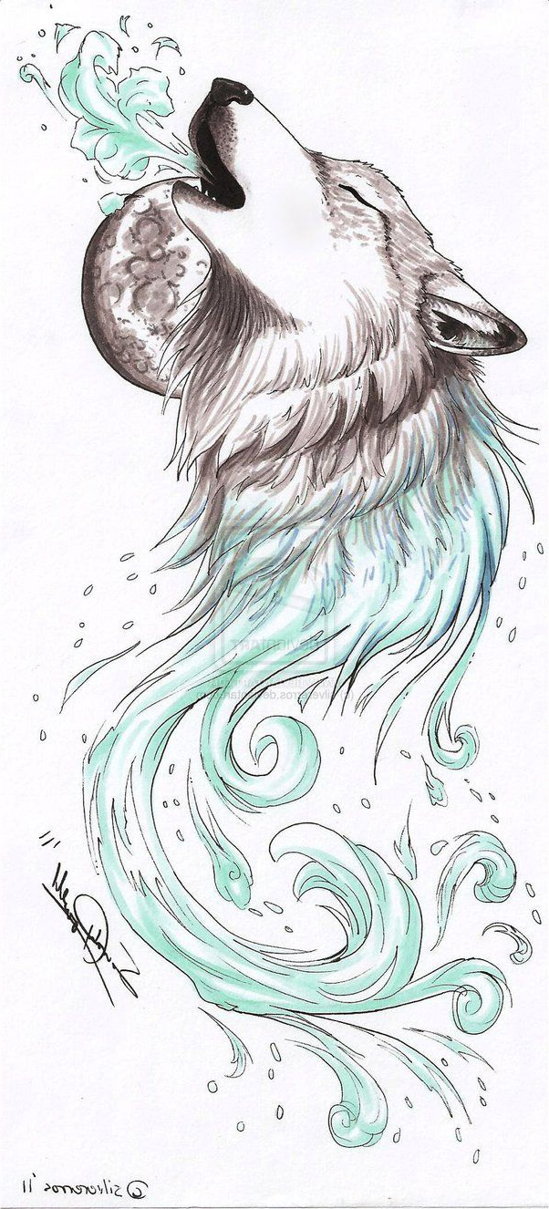 602x1326 Native American Wolf Tattoo Designs Ideas About Native