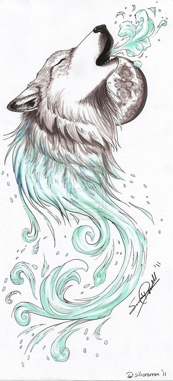 602x1326 Pin By Teri On Wolves Wolf, Tattoo And Drawings