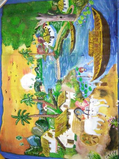 413x550 Drawing Of Natural By Ganesh Gsp