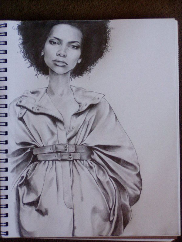 600x800 Natural Hair Love Art alireyisboss