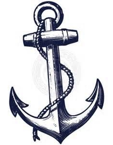 235x300 Anchor Tattoo Design By