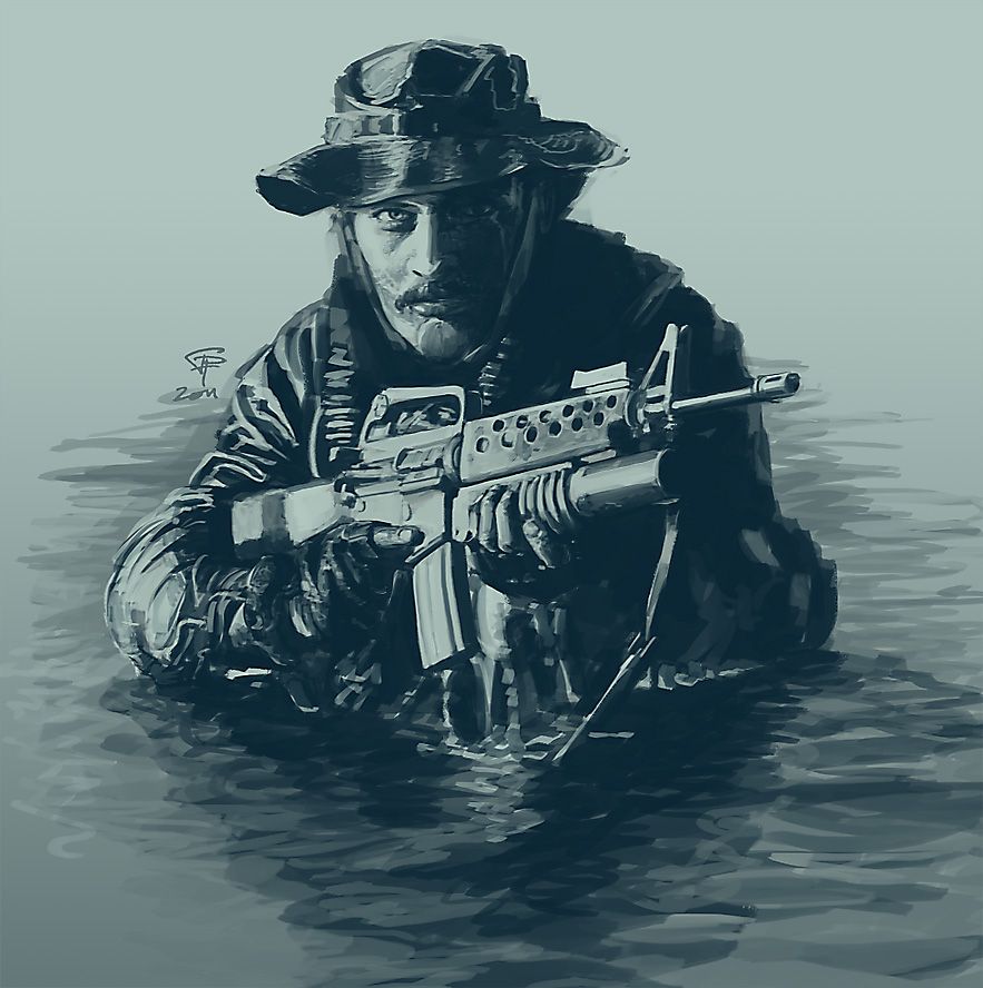 883x888 Navy Seal By Pyrosity