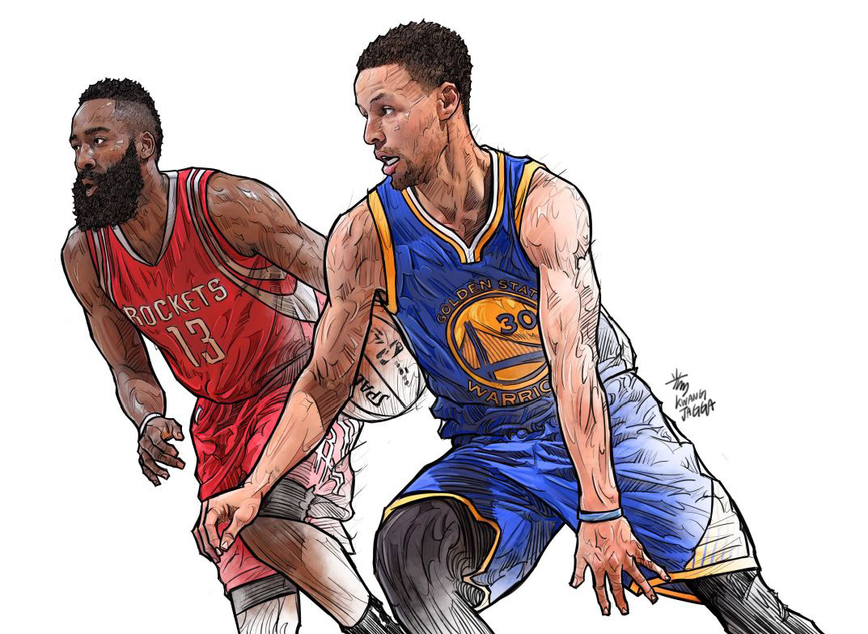NBA Drawing at GetDrawings | Free download