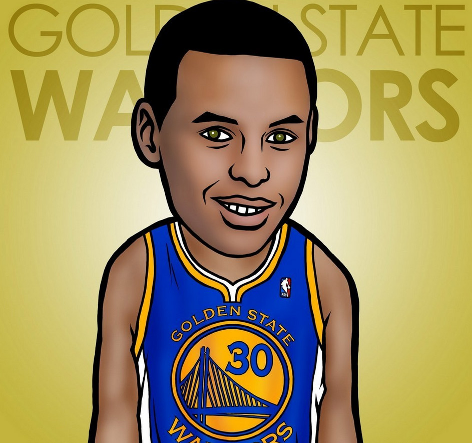 943x884 Art Of The Day Nba Cartoon Faces By Gameguyz