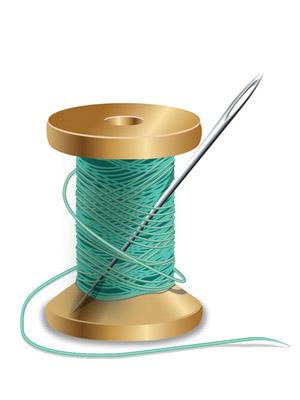 300x400 Illustrator Tutorial Reel With Needle