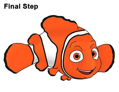 388x300 Finding Nemo Drawing Draw Finding Nemo, Draw