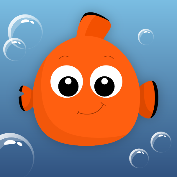 600x600 How To Draw An Adorable Nemo Goinkscape!