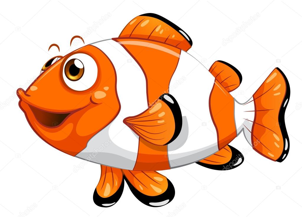 1023x736 A Nemo Fish Stock Vector Interactimages