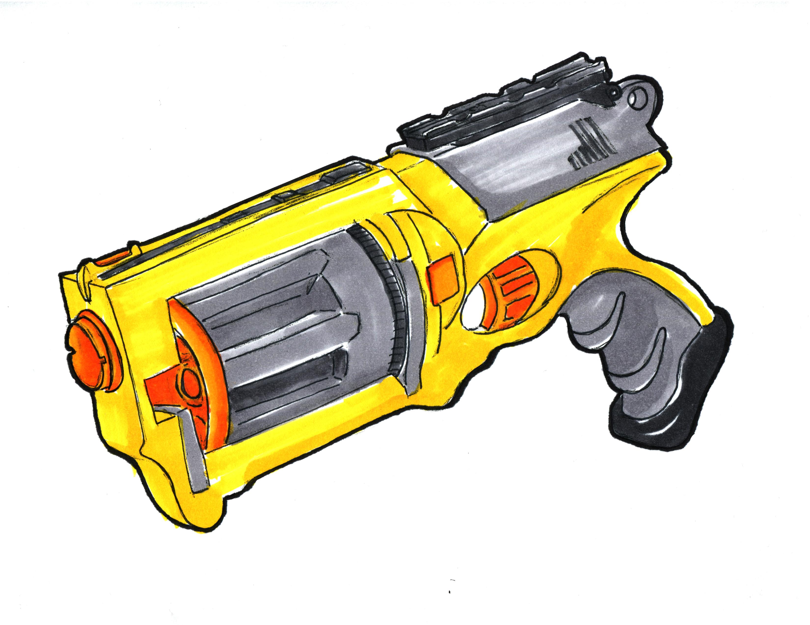 3300x2550 Nerf Gun Katiekhau