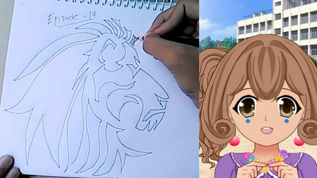 1280x720 New Ideas For Drawing How To Draw Cool Lion Tattoo New Designs