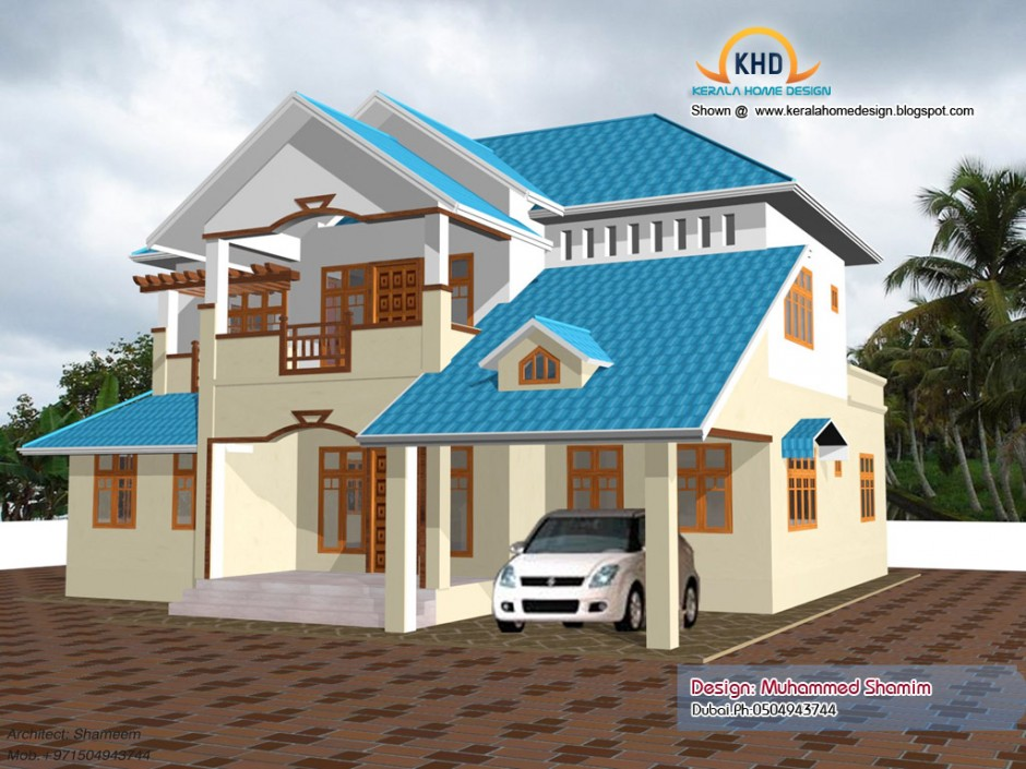 Delightful 940x705 Modern Home Design Plans With Two Storey Self Employed Newly Begin