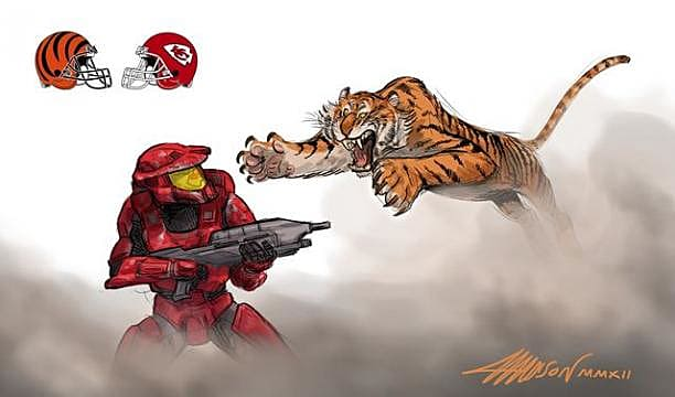 612x360 Crazy Nfl Drawings From Pixar's Austin Madison