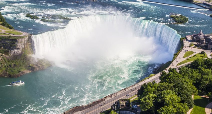 850x459 Interesting Facts About Niagara Falls Niagara Falls Travel Amp History