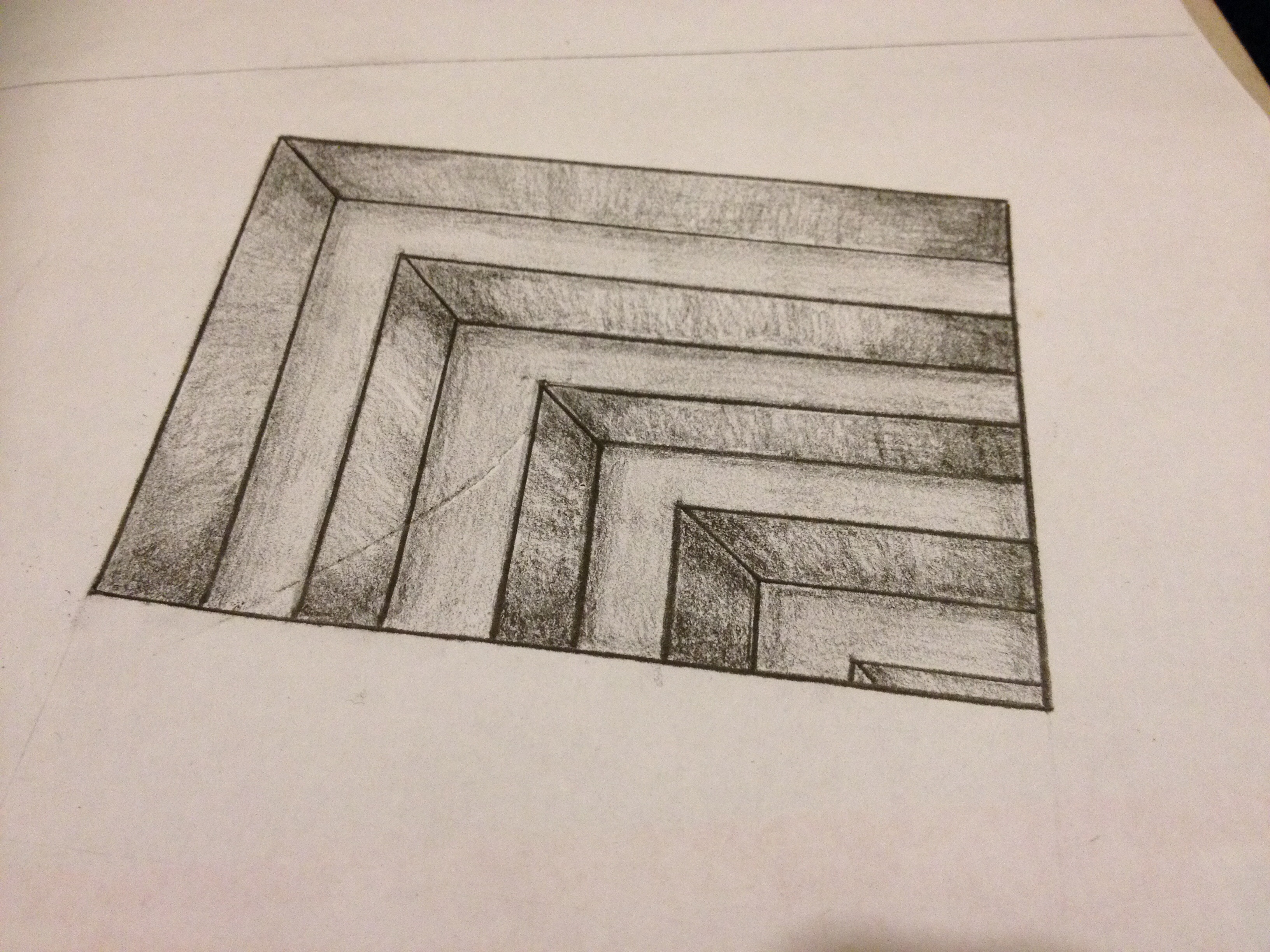 3264x2448 Easy And Nice 3d Drawing Using Pencil And Paper Only 18 Best