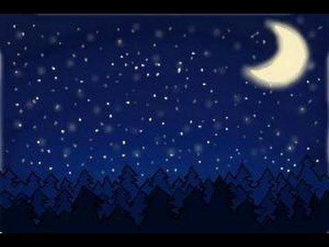 480x360 How To Draw A Night Sky