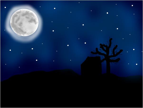 602x452 Starry Night Sky