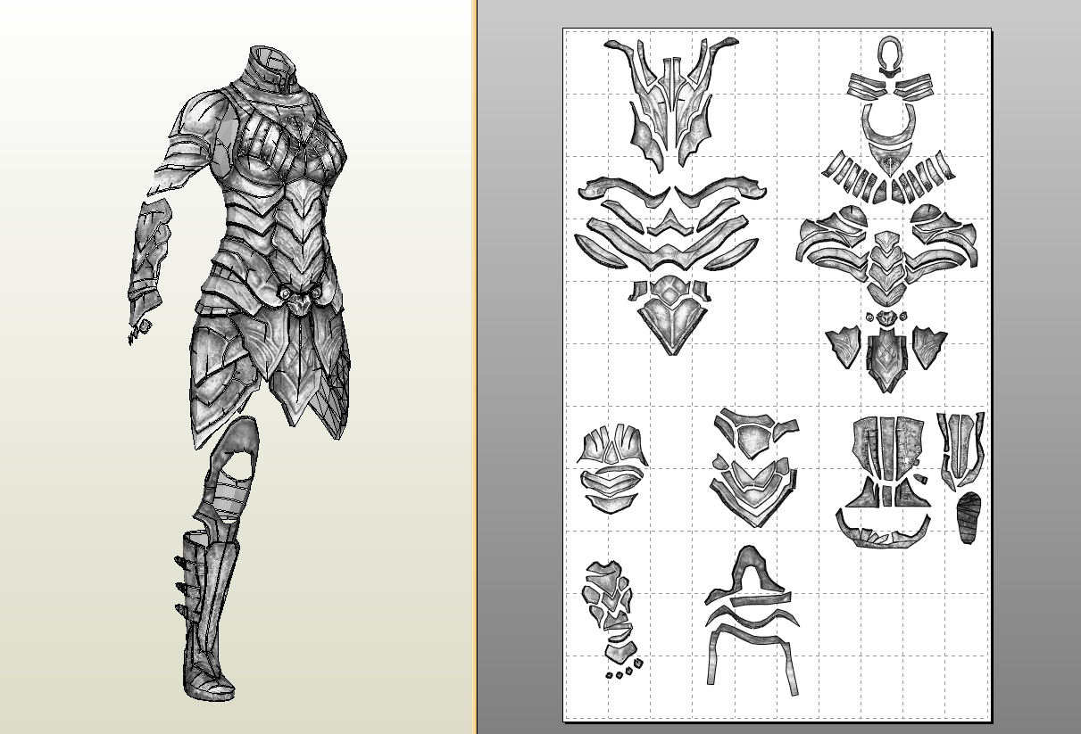 Craft Magic Arms And Armor