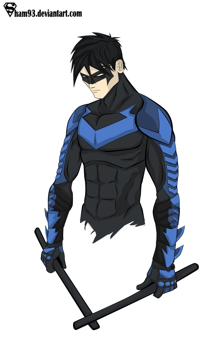 736x1159 Image Result For Nightwing