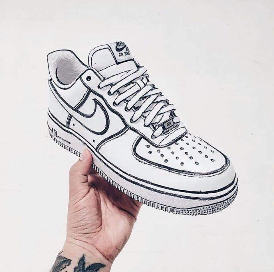 960x952 Joshua Vides X Nike Air Force 1 Low Low Profile Store