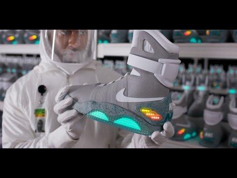 480x360 Nike Air Mag Speed Drawing