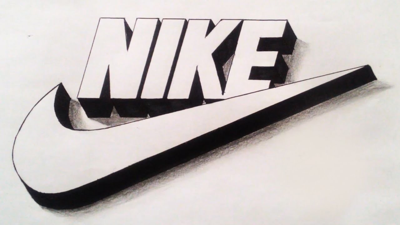 Nike Drawing At Getdrawings Com Free For Personal Use Nike Drawing