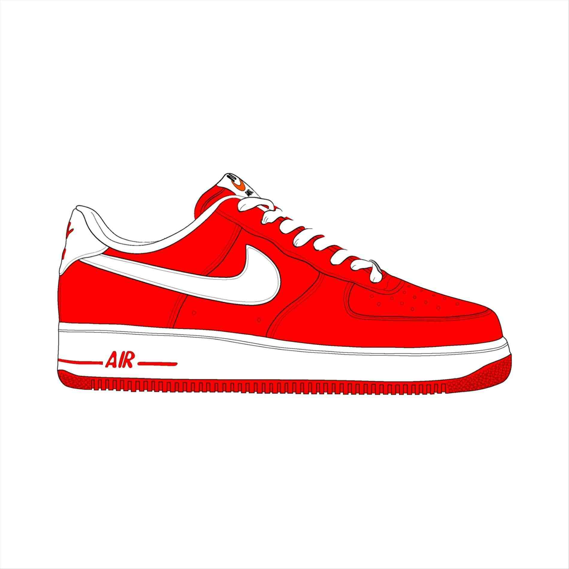 Clipart Basketball Shoes