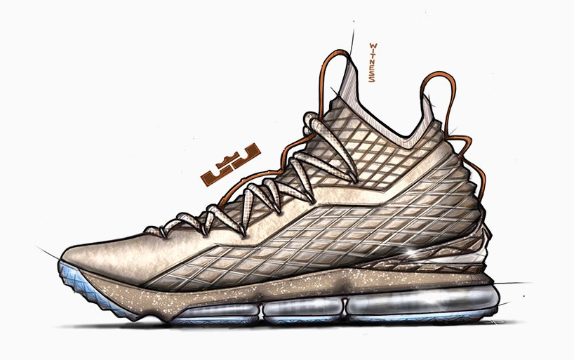 818x513 Nike Lebron 15 An Inside Look