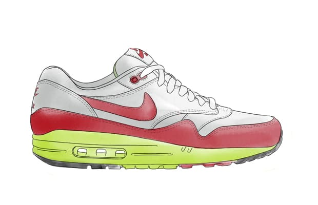 620x400 Check Out These Hand Drawn Sketches Of Your Favorite Nike Air