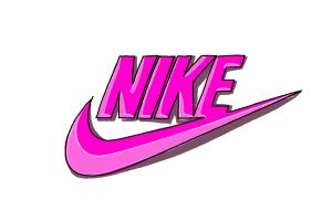 300x200 How To Draw Nike Shoes