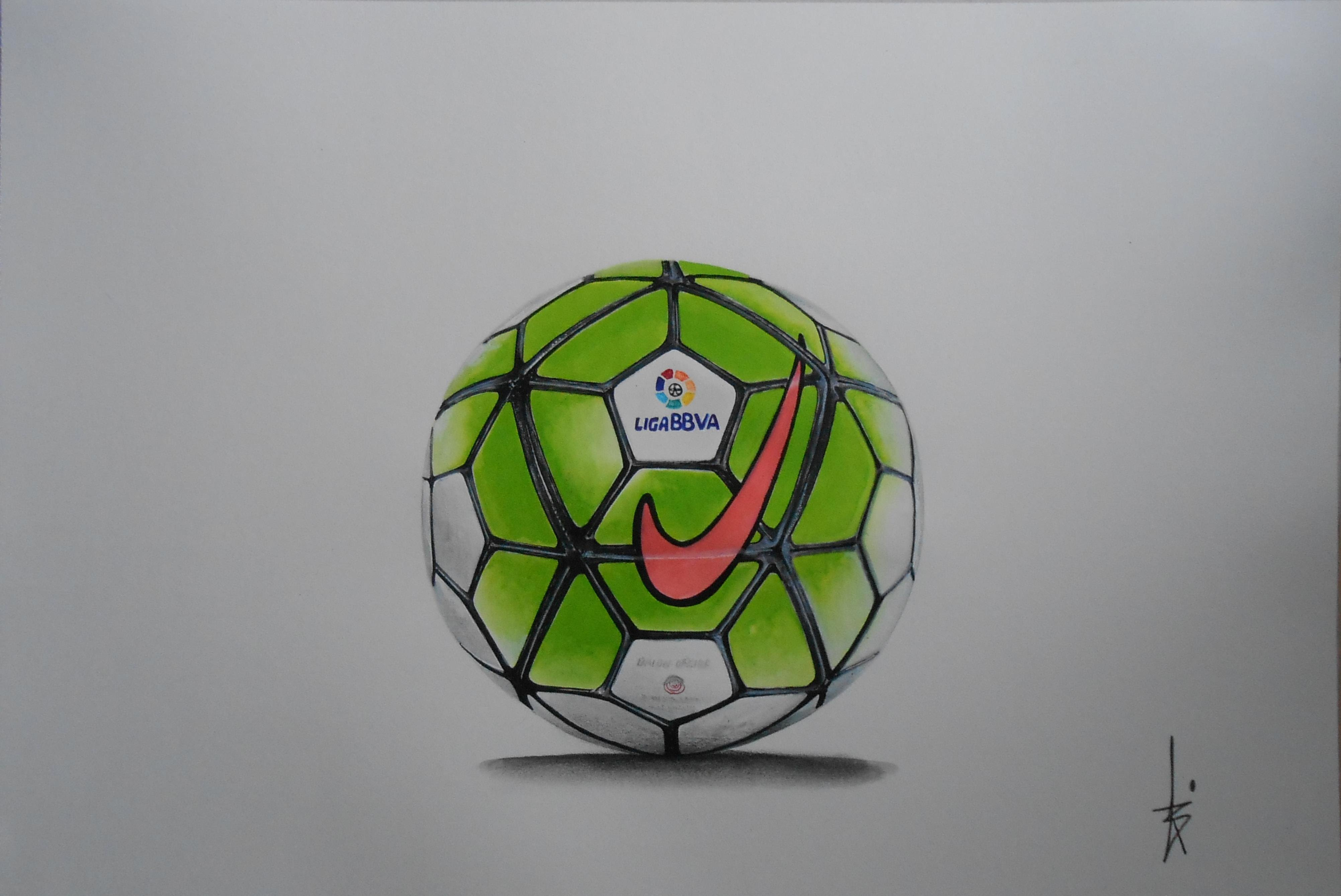 4008x2679 How To Draw Nike Football League Ball