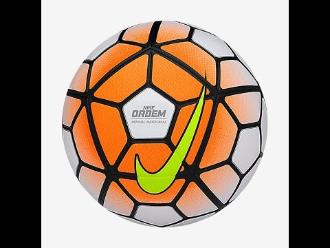 480x360 Unboxing The New Nike Ordem 3 Soccer Ball Premier League Official
