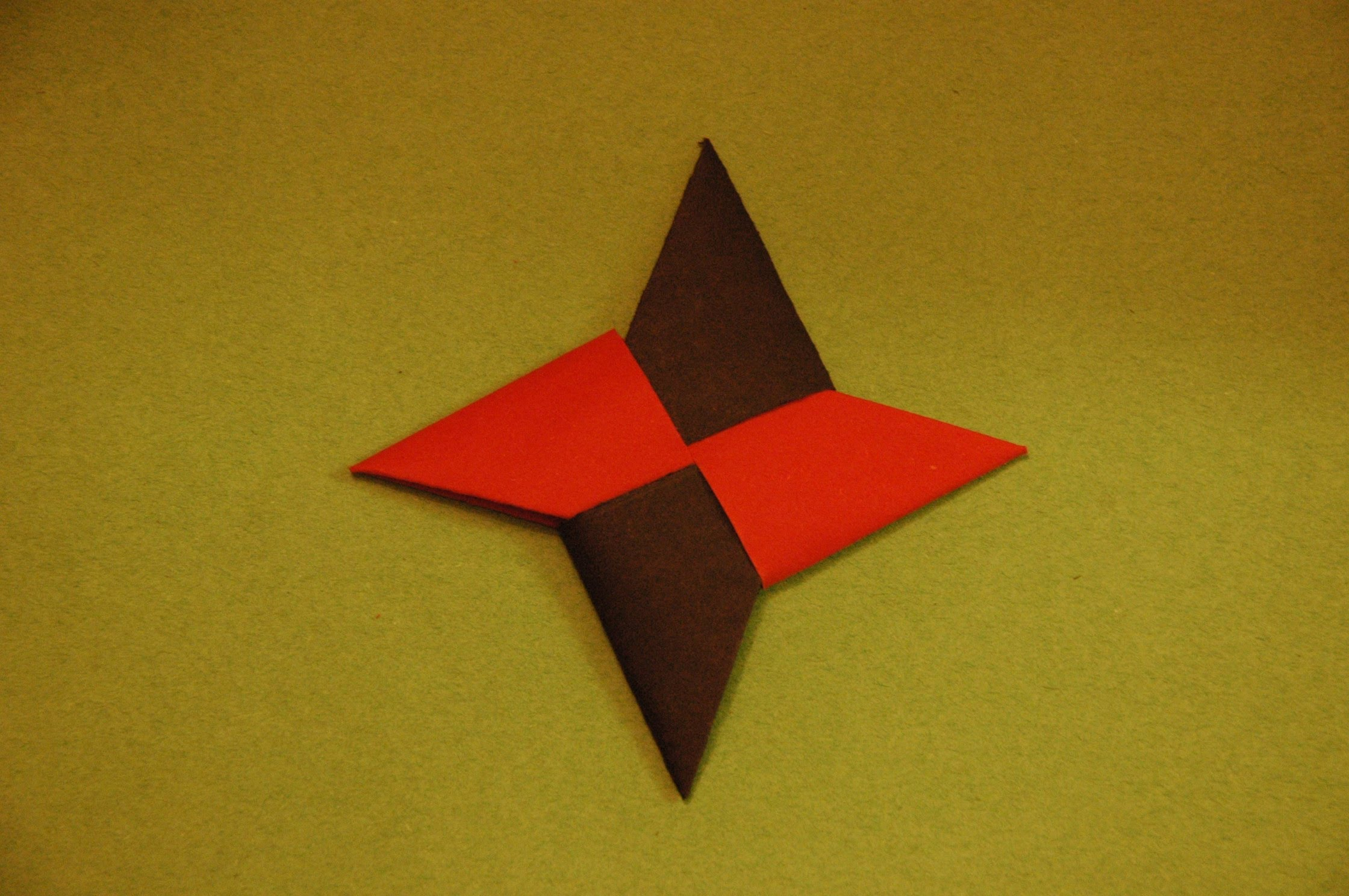 2240x1488 Origami Ninja Star Tutorial How To Make An