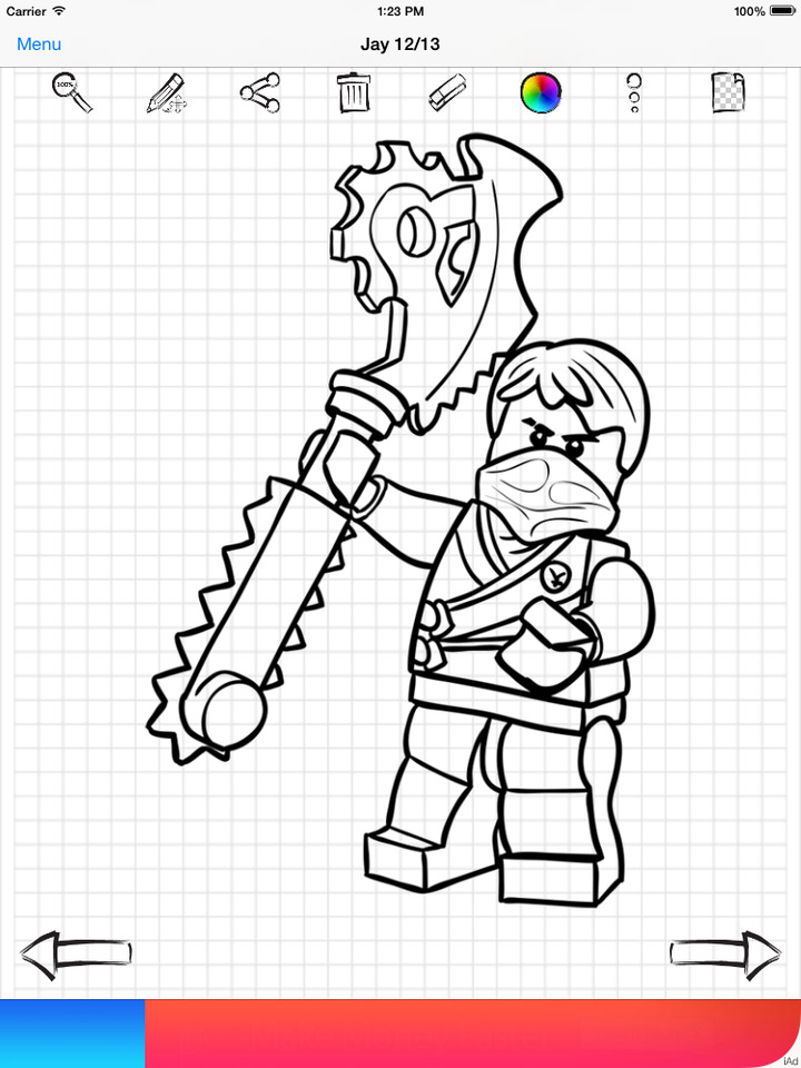 720x960 Learn How To Draw Lego Ninjago Apps 148apps