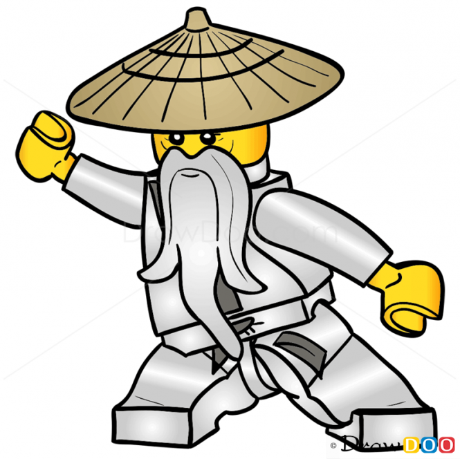 665x664 Ninjago Draw Doo