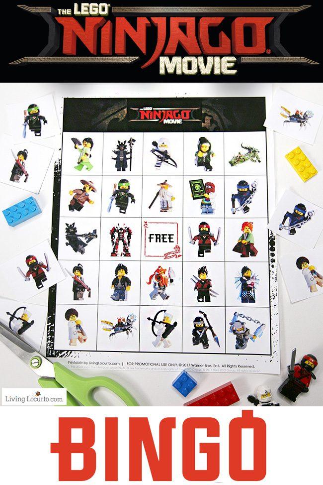 650x974 Lego Ninjago Bingo Free Printable Lego Bingo Game