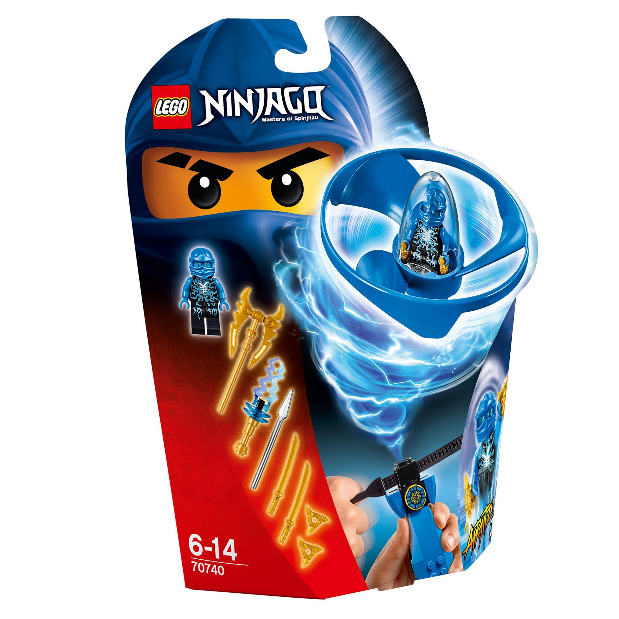 2000x2000 Lego Ninjago Airjitzu Jay Flyer 70740