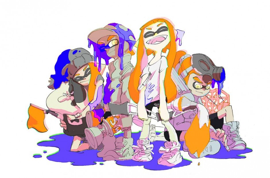 940x620 Nintendo Held A Splatoon And Art Academy Drawing Contest, Here Are