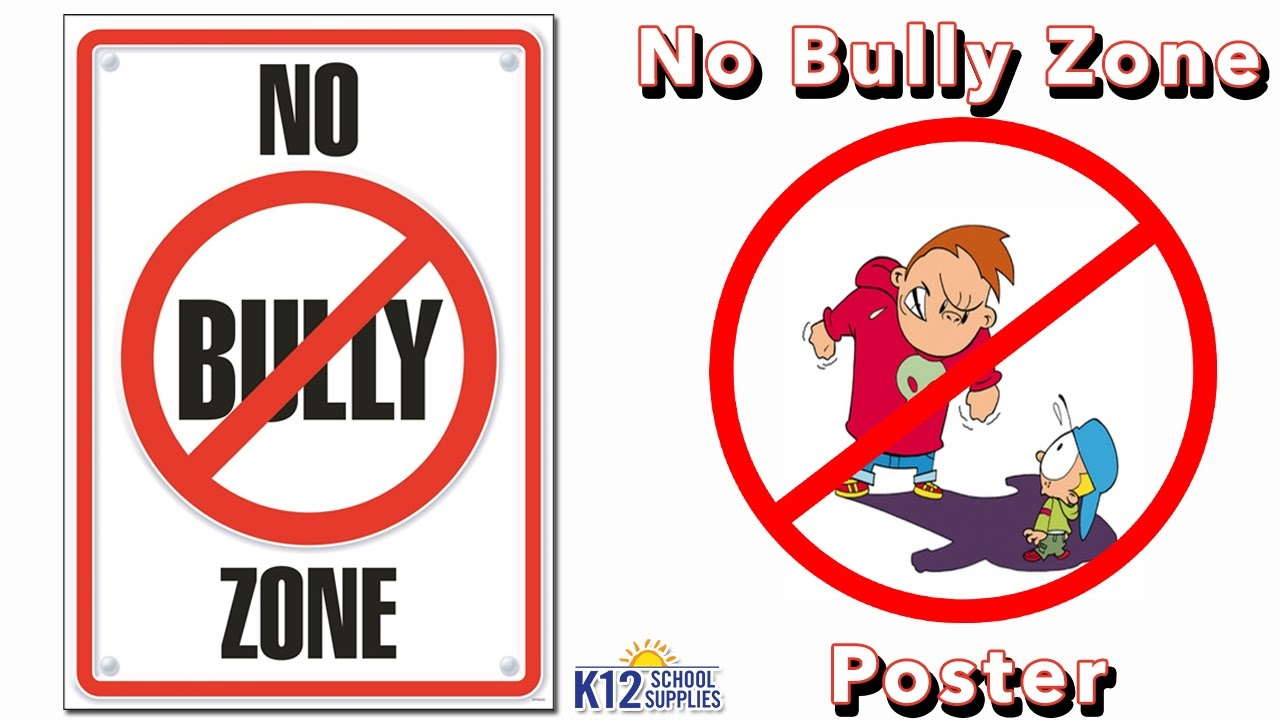 1280x720 Anti Bullying Posters