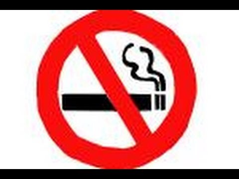 480x360 How To Draw A No Smoking Sign