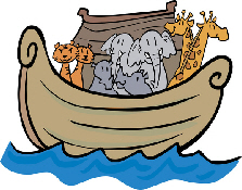 223x175 Noah's Ark Colouring Pictures
