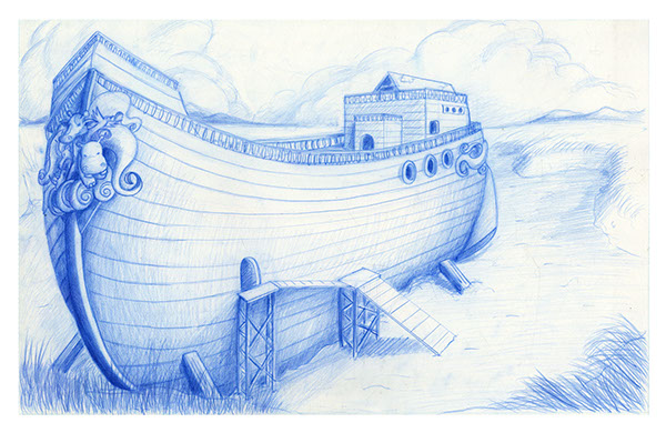 600x390 Noah's Ark On Scad Portfolios