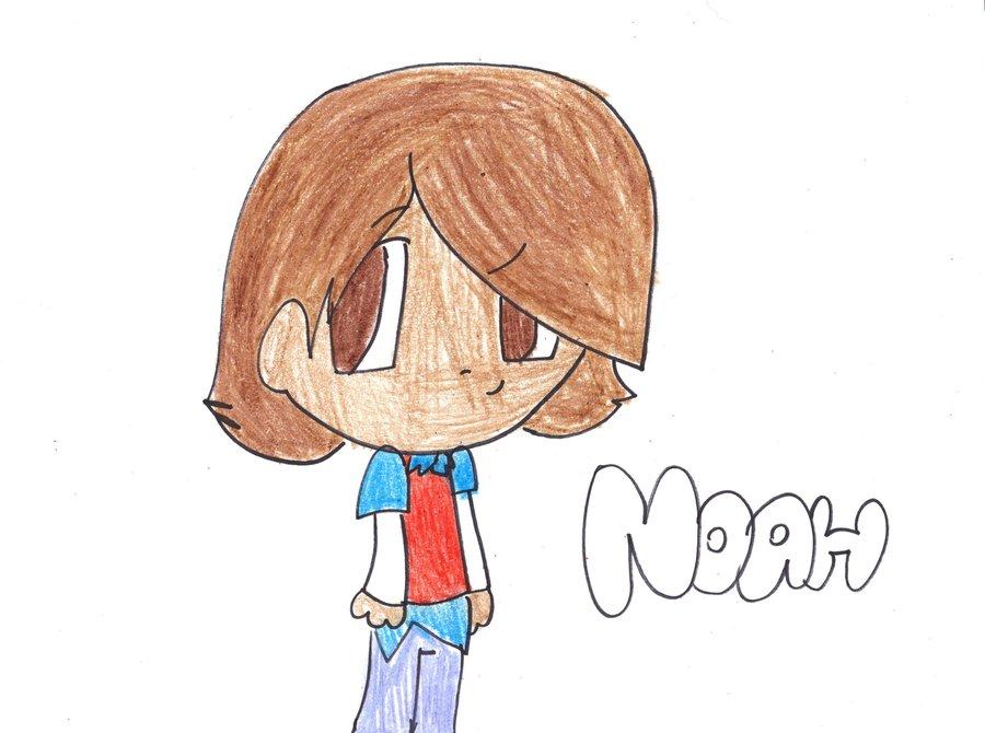 900x670 My Noah Drawing By Memeteddybear