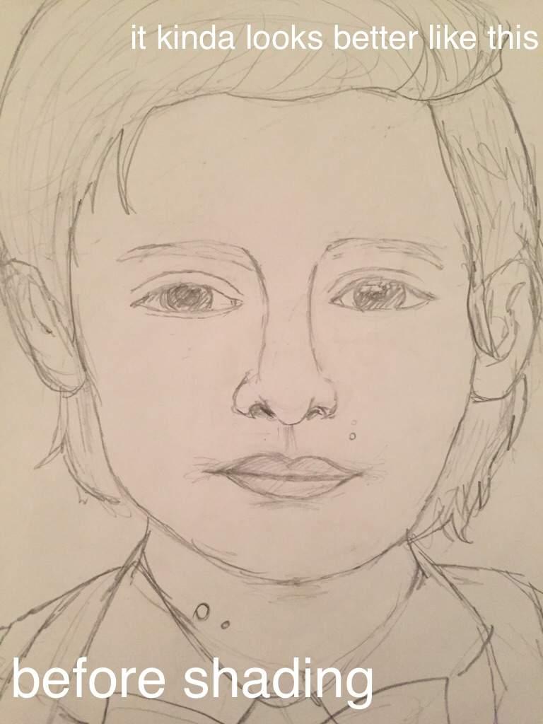 768x1024 Noah Schnapp Drawing Stranger Things Amino